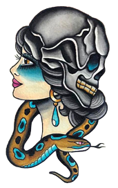 Tattoos by Kelly McMurray